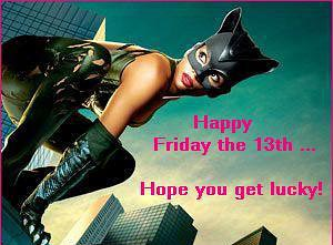 Image result for lucky friday the 13th pictures