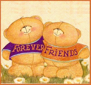 forever friends teddy bears