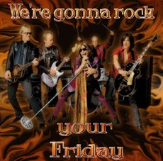 we're gonna rock your friday