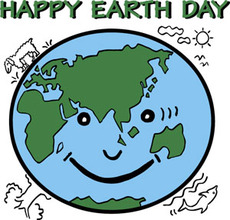 happy earth day