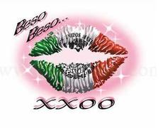 beso beso xxoo
