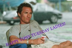 happy tipsy tuesday ladies