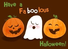 have a faboolous halloween