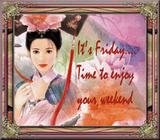 its friday time to enjoy your weekend