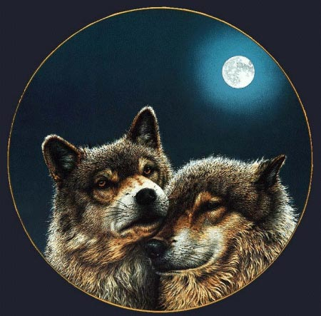 wolves moon