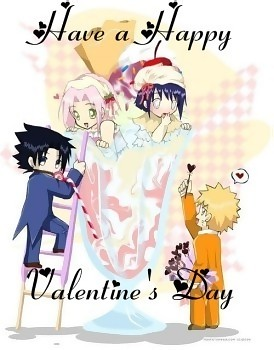 Happy Valentines Day Anime Myspace Comments And Graphics Myspace