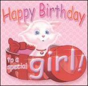 happy birthday to a special girl