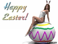 sexy easter