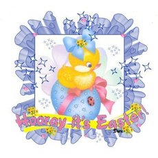 hooray its easter