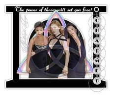 the power of three will set you free charmed