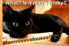 what is it really friday have a good weekend